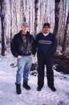 Mark Spafford and Walter Quinn
