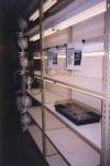 Light shelves for growing seedlings
